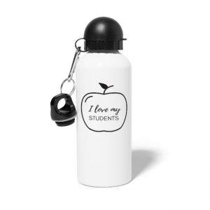 Drikkeflaske - I love my students Image