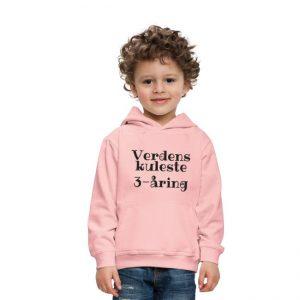 Hettegenser - Verdens kuleste 3-åring (Finnes i flere farger) Image