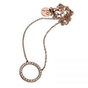 Smykke rosè gull Image