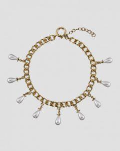 Håndlaget smykke i gull - Maria Nilsdotter Image
