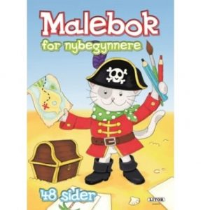 Malebok for barn Image