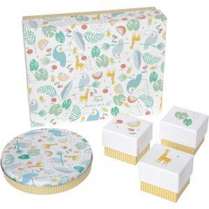 Baby Art Gipsavstøp + My Baby Gift Box Image