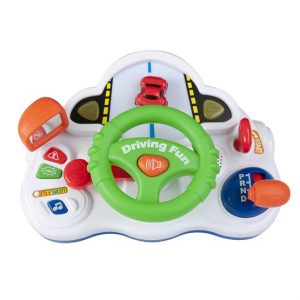 Leke, Dashboard med lyd og lys Image