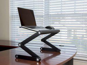 Adapt-A-Desk sammenleggbart laptopbord Image