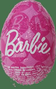 Barbie Sjokoladeegg Image