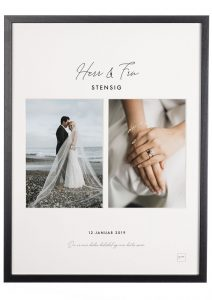 Bryllupsramme Image