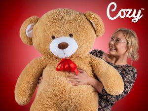 Cozy Gigantisk bamse Image