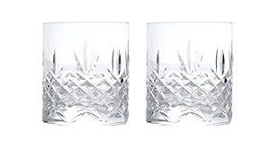 Frederik Bagger Crispy Lowball, whiskyglass 2 stk. Image