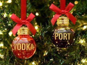 Fyll-selv Juletrekuler i 6-pakning Image