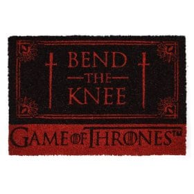 Game of Thrones, Dørmatte - Bend The Knee Image