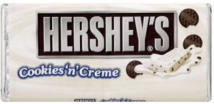 Hersheys Cookies N Creme Image