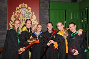 Harry Potter Escape Room hos Kingdom of Escape Rooms Image