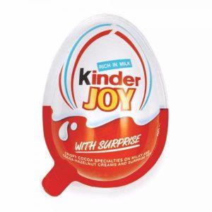 Kinder Joy Egg Image
