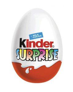 Kinder Surprise Egg Image