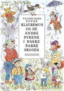 Barnebok, Klatremus og de andre dyrene i Hakkebakkeskogen Image