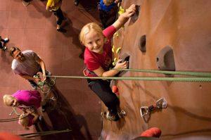 Klatring - voksne med barn hos Klatreverket Image