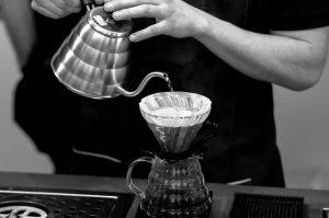 Kurs i kaffebrygging hos Barista School Image
