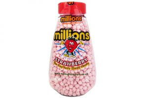 Millions Strawberry Gift Jar Image
