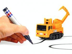 Magic Toy Truck Image