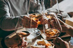 Ost & vinsmaking hos Galopin Mathallen Image