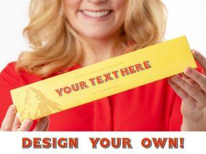 Personlig Toblerone - Skriv din egen tekst Image