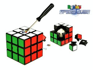 Rubiks Speed Cube Image