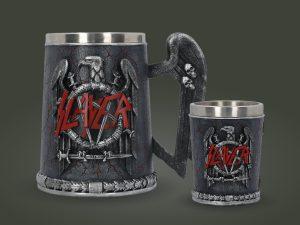 Slayer seidel og shotglass Image