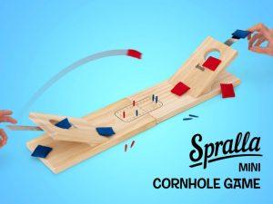Spralla® Mini Cornhole-spill Image