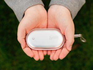 Spralla® håndvarmer med powerbank Image