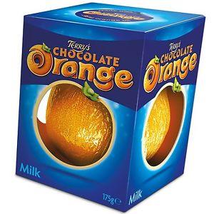 Terrys Chocolate Orange Image