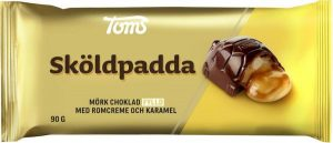 Toms Chokladkaka Sköldpadda Image