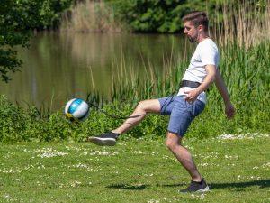 Treningsbånd for fotball Image