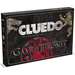 Cluedo - Game of Thrones Image