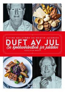 Bok - Duft av jul (Eyvind Hellstrøm og Kristin Jacobsen) Image