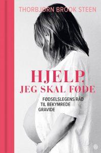 Bok - Hjelp, jeg skal føde Image