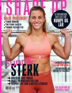 Abonnement på bladet Shape Up Image