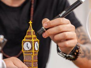 Spralla 3D-penn Image