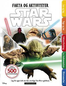 Bok - Star wars - fakta og aktiviteter Image