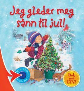Bok - Jeg gleder meg sånn til jul! Image
