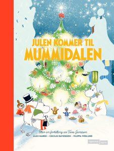 Bok - Julen kommer til Mummidalen Image