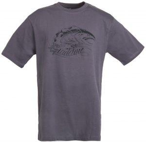 Angry Salmon T-skjorte Image