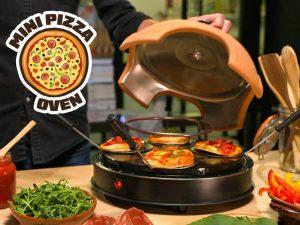 Emerio minipizza pizzaovn Image