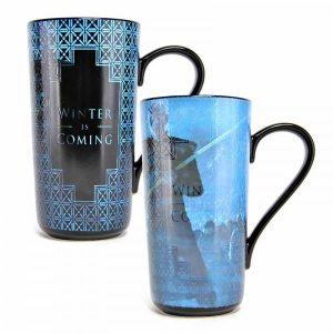 Game Of Thrones Temperaturfølsomt Lattekrus Image