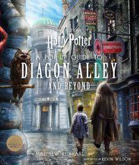Harry Potter - A pop-up guide to Diagon Alley and beyond Image
