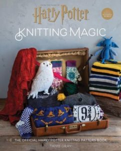 Harry Potter knitting magic Image