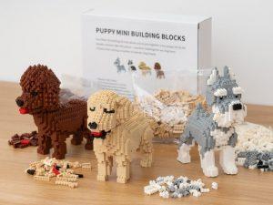 Hundevalp Mini 3D-byggesett Image