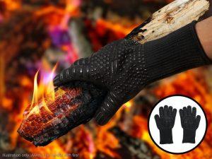 KitchPro® varmebestandige grillhansker Image