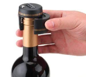 Kodelås for flaske Image