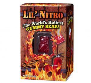 Verdens hotteste gummibjørn - Lil