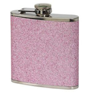 Lommelerke Glitter Rosa Image